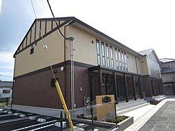 静岡県沼津市下香貫島郷の賃貸アパートの外観