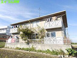 カーサムジカーレ A棟[1階]の外観