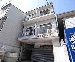 京都府京都市上京区東西俵屋町の賃貸マンションの外観