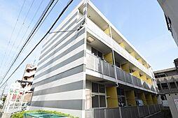 レオパレス武庫荘北[3階]の外観
