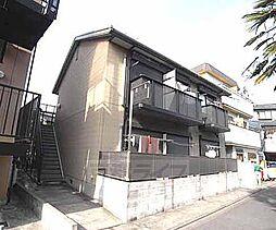京都府京都市伏見区西柳町の賃貸アパートの外観