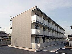 レオパレス五井南[3階]の外観