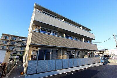 外観,1LDK,面積31.87m2,賃料6.7万円,つくばエクスプレス つくば駅 徒歩28分,,茨城県つくば市天久保