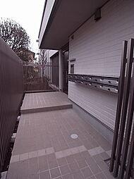 メイプルパレット狛江[2階]の外観