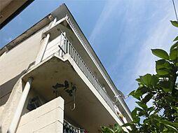 西府マンション[3階]の外観