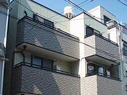 東京都豊島区高田1丁目の賃貸アパートの外観