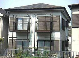 リバーハイツ[1階]の外観