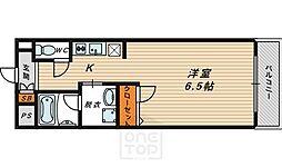 エスライズ桜ノ宮2[501号室]の間取り
