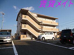 フォーブル鈴木II[3階]の外観