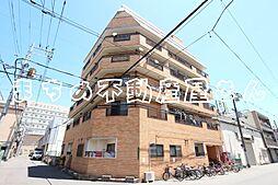 ヤマサ第四古市マンション[6階]の外観