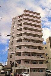 北海道札幌市中央区北五条西13丁目の賃貸マンションの外観