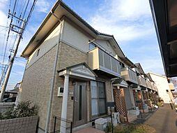 [テラスハウス] 千葉県富里市七栄 の賃貸【/】の外観