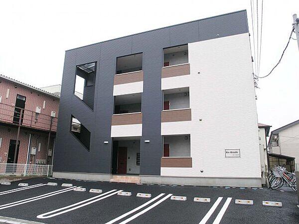 リオ・グランデ - デザイナーズアパート -[304号室]の外観