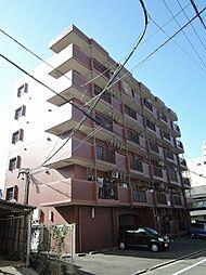 福岡県北九州市八幡西区陣山2丁目の賃貸マンションの外観