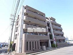 愛知県清須市西枇杷島町末広の賃貸マンションの外観