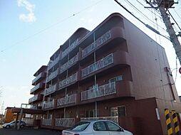 ローヤルハイツ東苗穂[5階]の外観