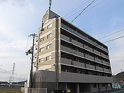 兵庫県姫路市継の賃貸マンションの外観
