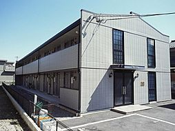 岐阜県大垣市林町7丁目の賃貸アパートの外観
