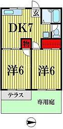 【敷金礼金0円!】メゾン・サンフラット