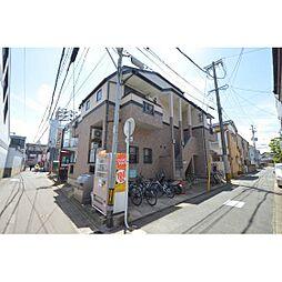 福岡県福岡市南区井尻5丁目の賃貸アパートの外観
