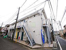 東京都世田谷区桜丘1丁目の賃貸アパートの外観