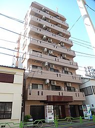 東京都中央区勝どき4丁目の賃貸マンションの外観