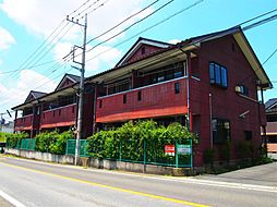 栃木県宇都宮市平出町の賃貸アパートの外観