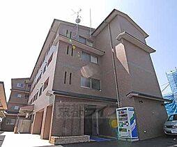 京都府京都市北区鷹峯光悦町の賃貸マンションの外観