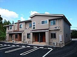 千葉県君津市三直の賃貸アパートの外観