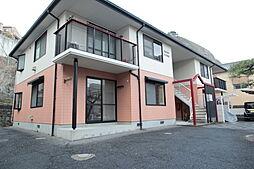 広島県広島市西区井口3丁目の賃貸アパートの外観