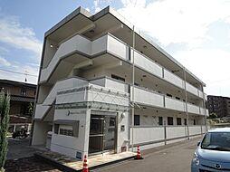 ミニヨンフルールAWA[202号室]の外観