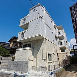 千葉県市川市福栄1丁目の賃貸アパートの外観