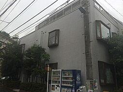 目黒ロフト[1階]の外観