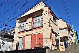 サンライフ岡村[2階]の外観