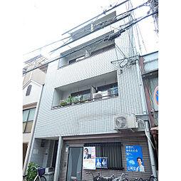大阪府大阪市西成区天下茶屋の賃貸マンションの外観
