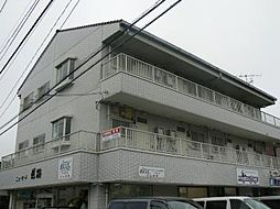 花沢ビル[3-D号室]の外観