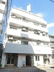 東菱マンション[3階]の外観
