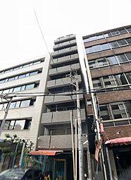 大阪府大阪市中央区瓦町1丁目の賃貸マンションの外観