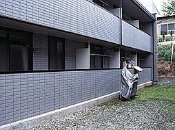 レオパレスフォンテーヌII[1階]の外観
