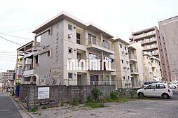 喜鶴マンション[3階]の外観