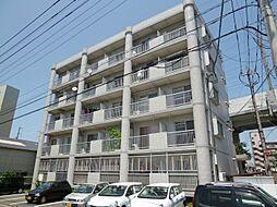 コーポラス東豊[3階]の外観