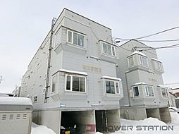 ソニア56B[1階]の外観