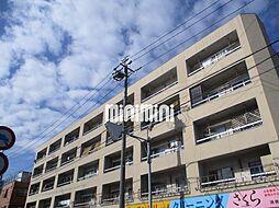 若山ビル[4階]の外観