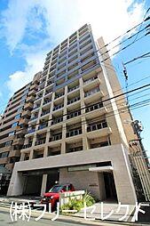 福岡県福岡市博多区博多駅南3の賃貸マンションの外観