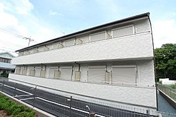 フラットテン[2階]の外観