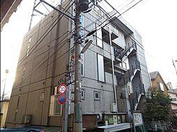 東京都世田谷区野毛3丁目の賃貸マンションの外観