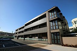 LaLa Fukuda[1階]の外観