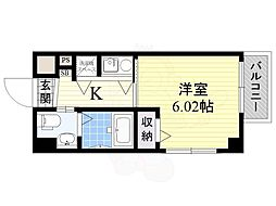 北花田駅 5.0万円