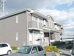和歌山県岩出市南大池の賃貸マンションの外観