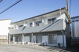 愛知県安城市高棚町大道の賃貸アパートの外観